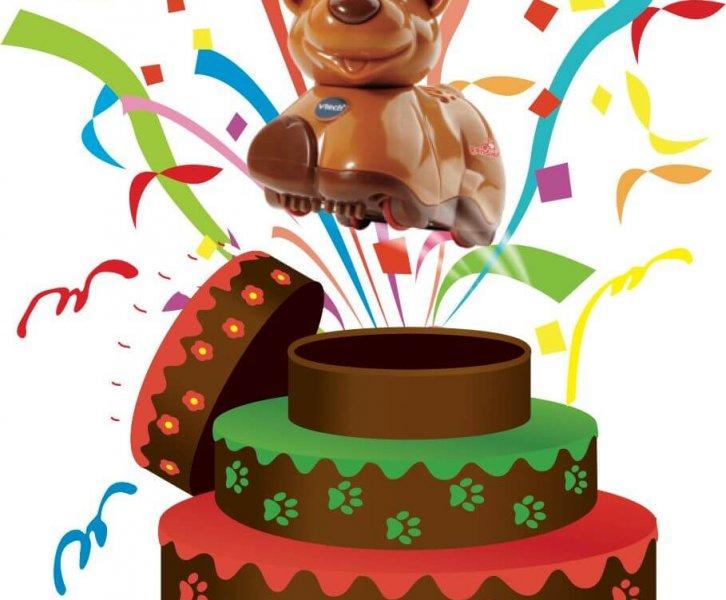 Verjaardag Giveaway #26 | VTech Randy Rendier