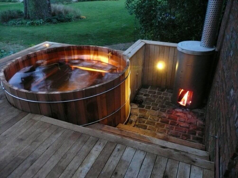 Interieur Inspiratie | Een hottub in je tuin!