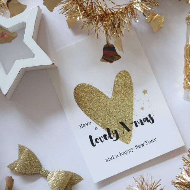 Kerst Inspiratie | Onze kerstkaarten