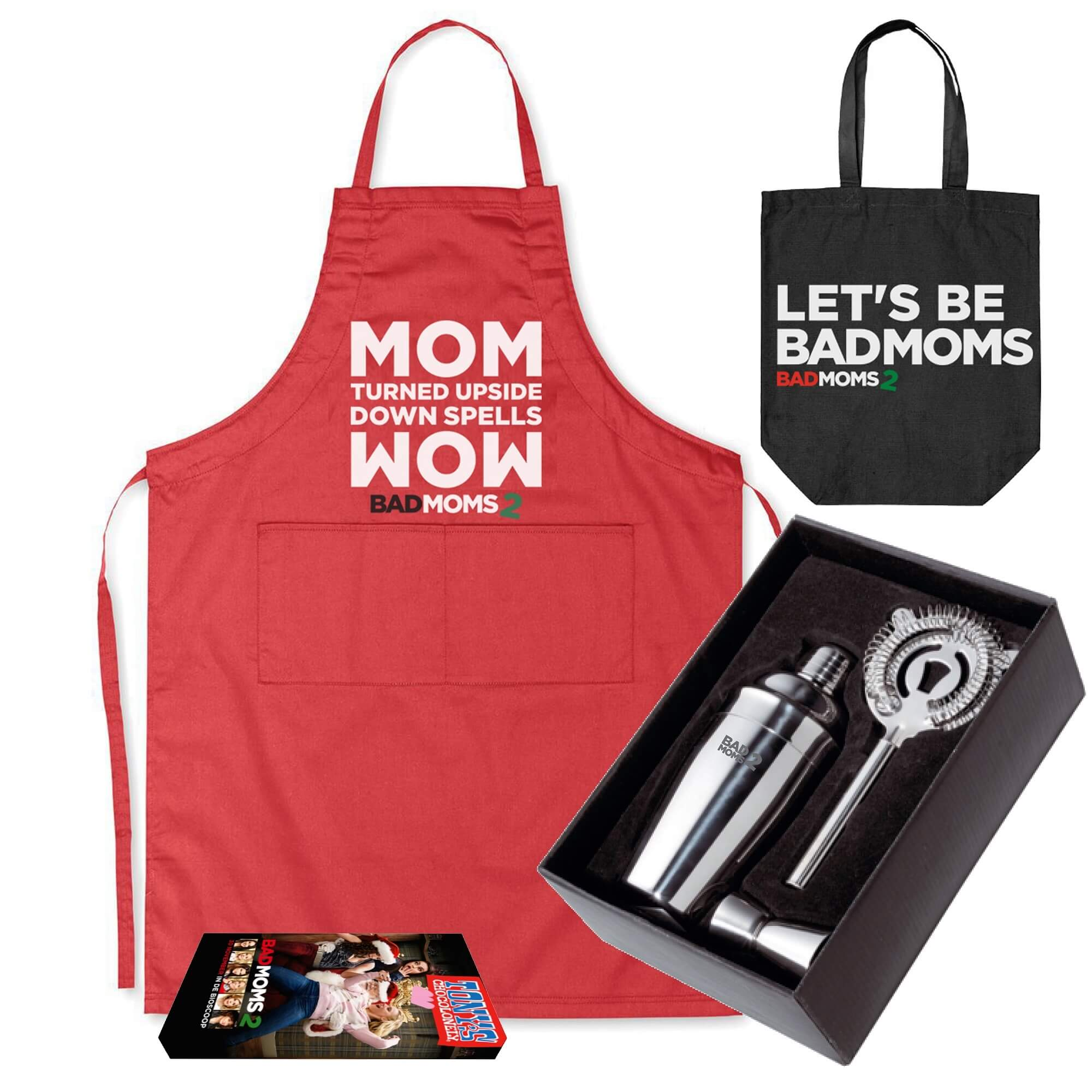 Verjaardag Giveaway #1 | Bad Moms 2