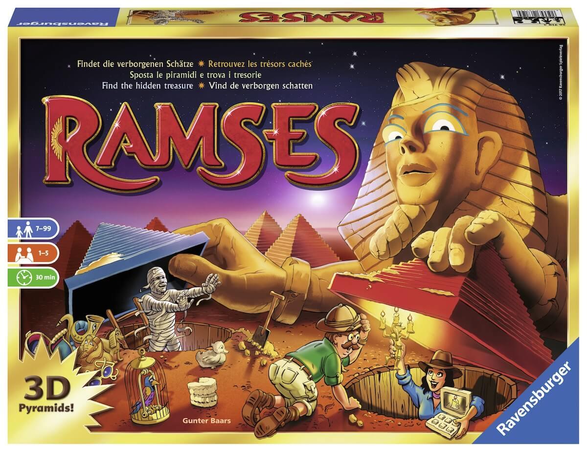 Verjaardag Giveaway #2 | Spel Ramses