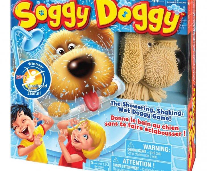 Verjaardag Giveaway #10 | 2 x spel Soggy Doggy
