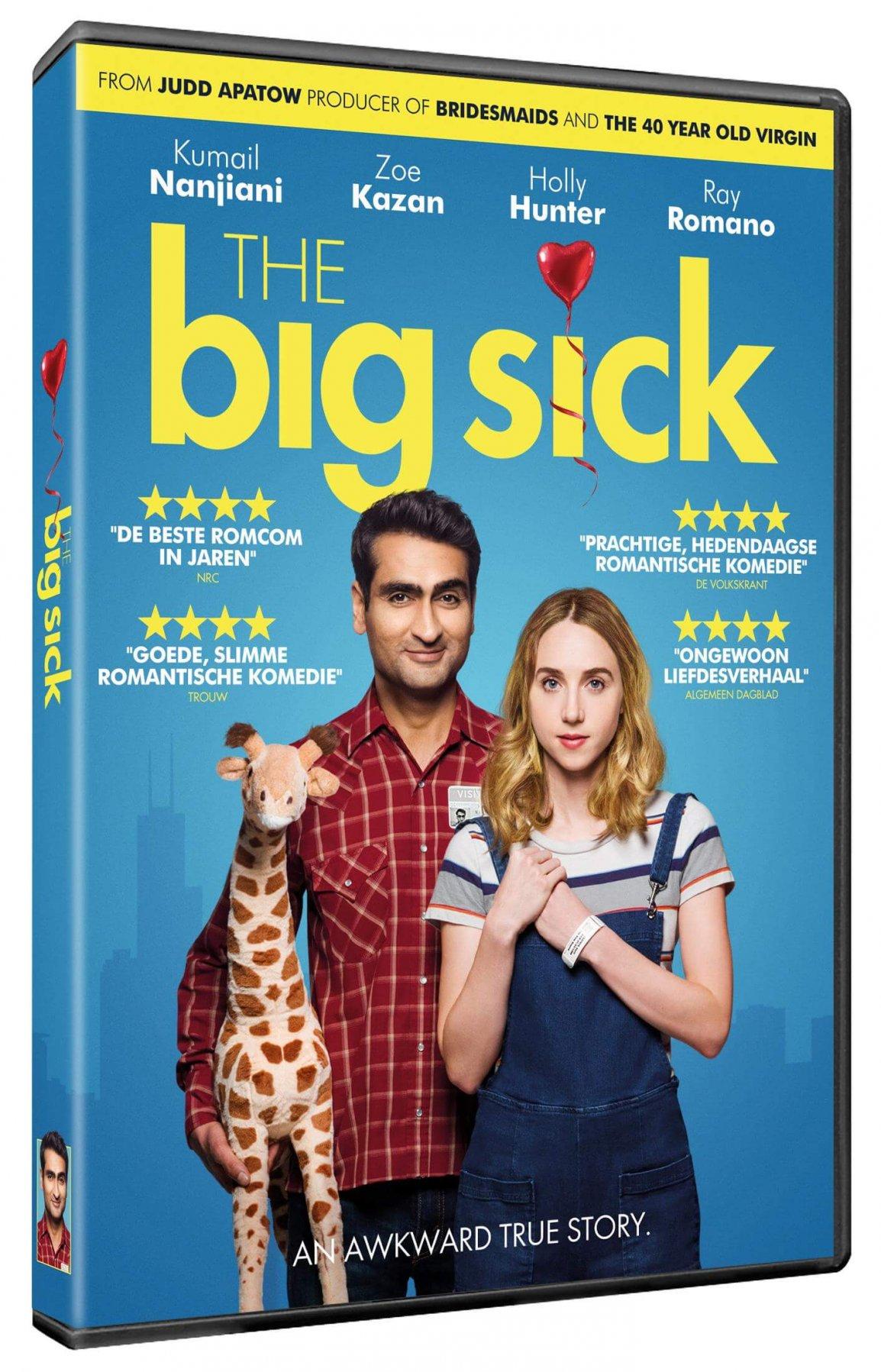 Verjaardag Giveaway #6 | DVD The Big Sick