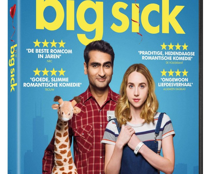 Verjaardag Giveaway #6   DVD The Big Sick