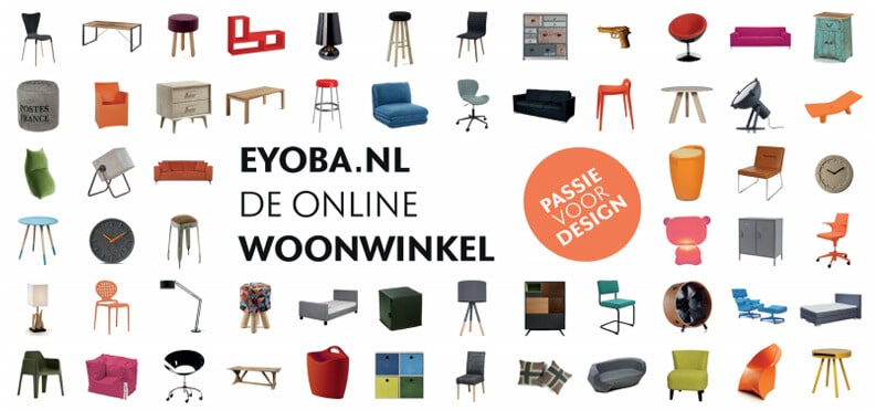 Verjaardag Giveaway #23 | Cadeaubon t.w.v. € 50,00 van Eyoba.nl