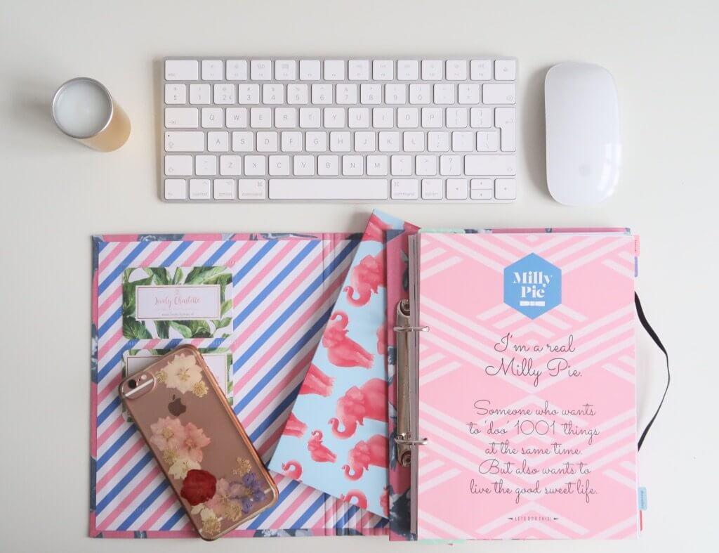 Verjaardag Giveaway #28 | Milly Pie met Did&Doo notebook!