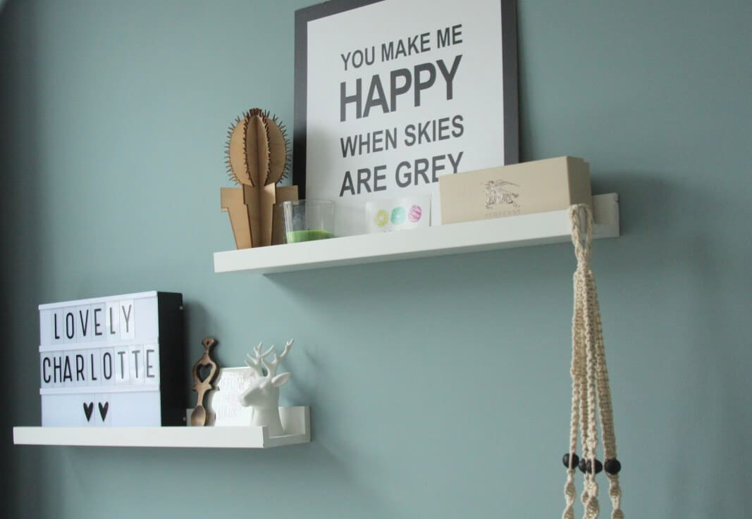Interieur Inspiratie | Mijn thuiskantoor 