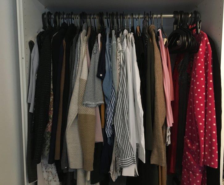 Tips voor het opruimen van je kledingkast!