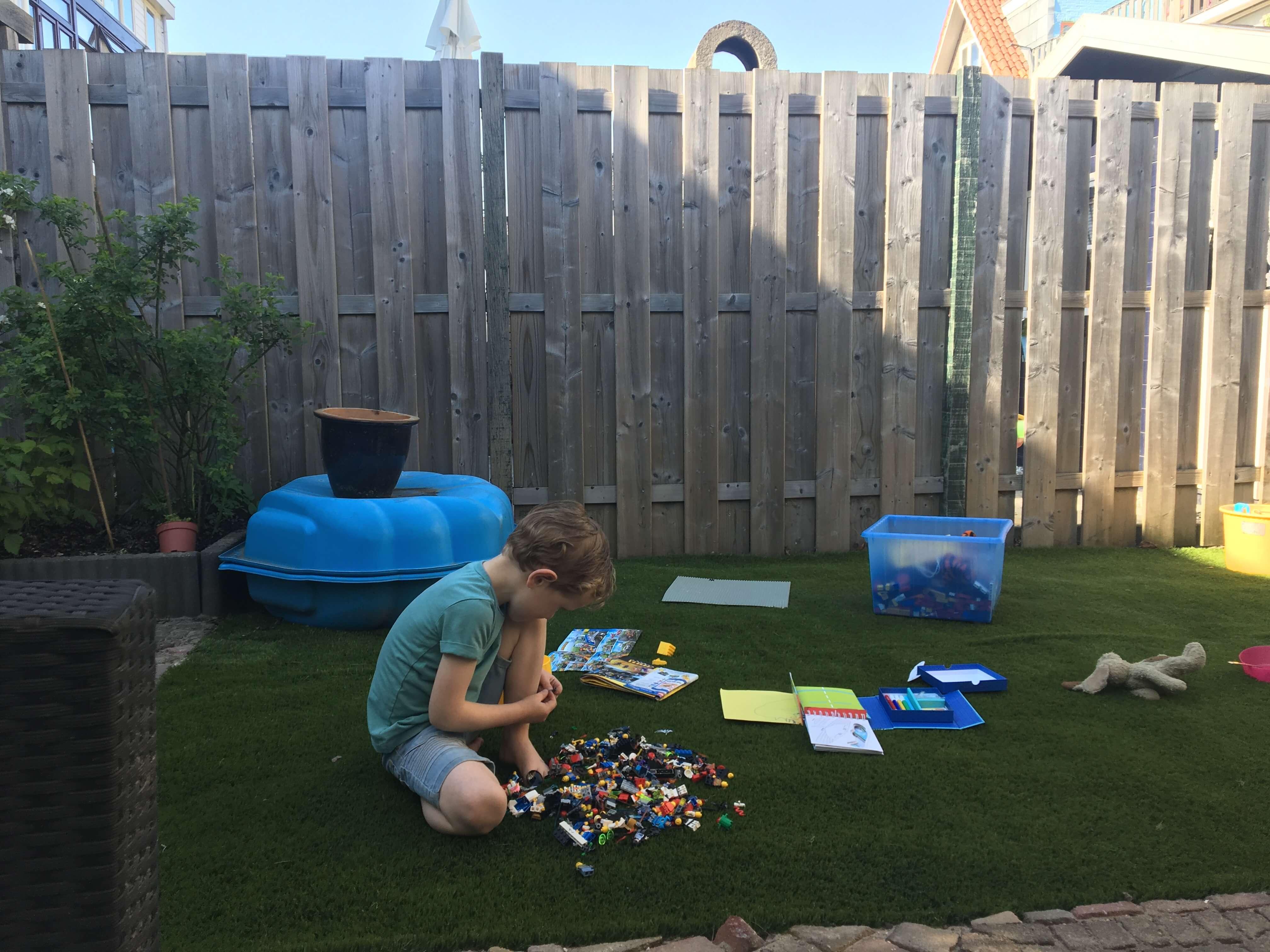 Onze tuin make-over | Interieur Inspiratie