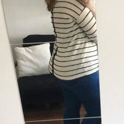 Fashion   Streepjes Outfit met 10DAYS Amsterdam