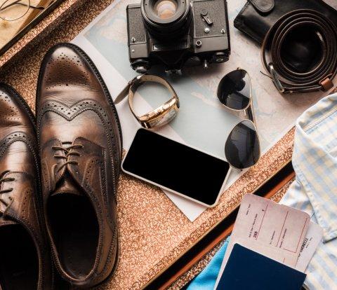 Essentials als je man veel op zakenreis is