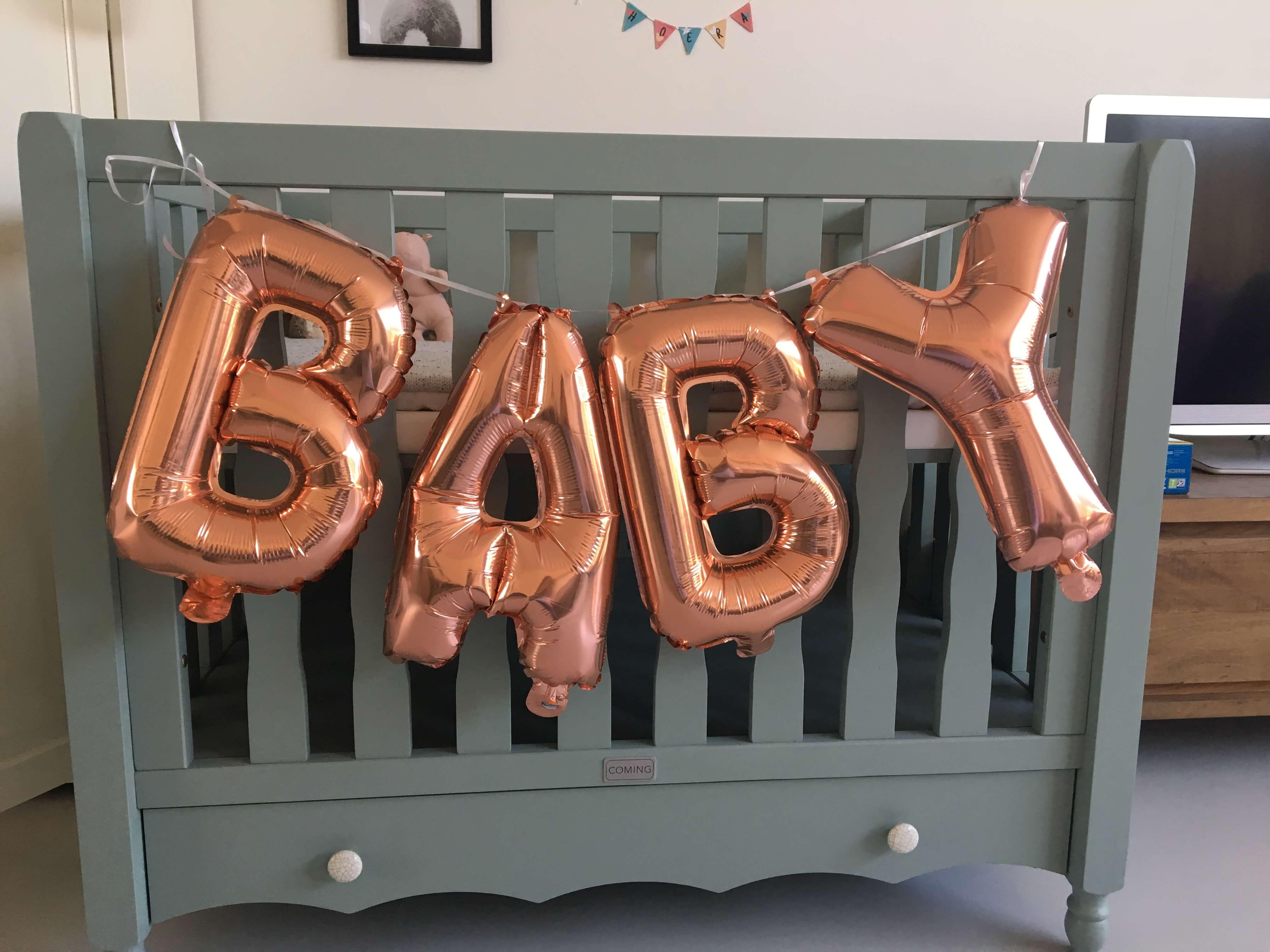 Hoe organiseer je een babyshower?