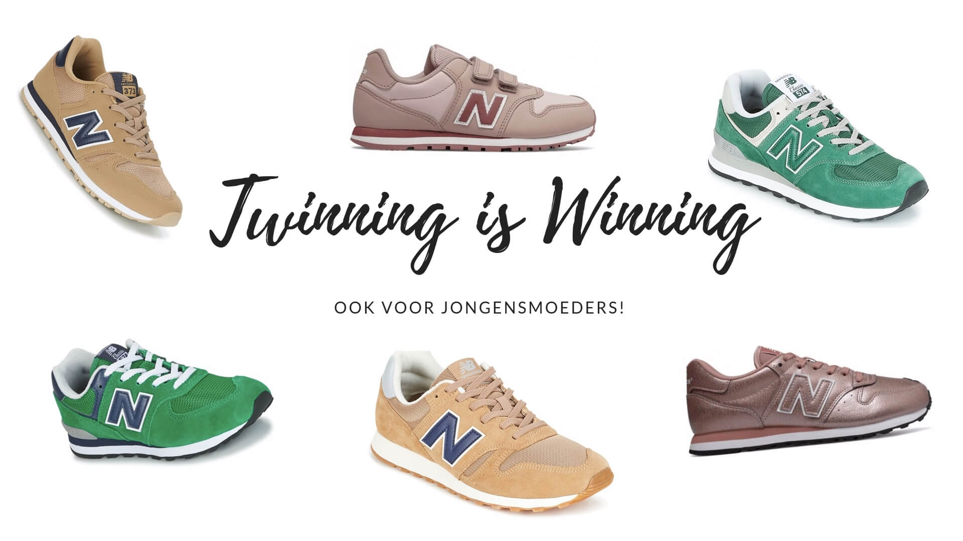 Twinning is winning | ook voor jongensmoeders!