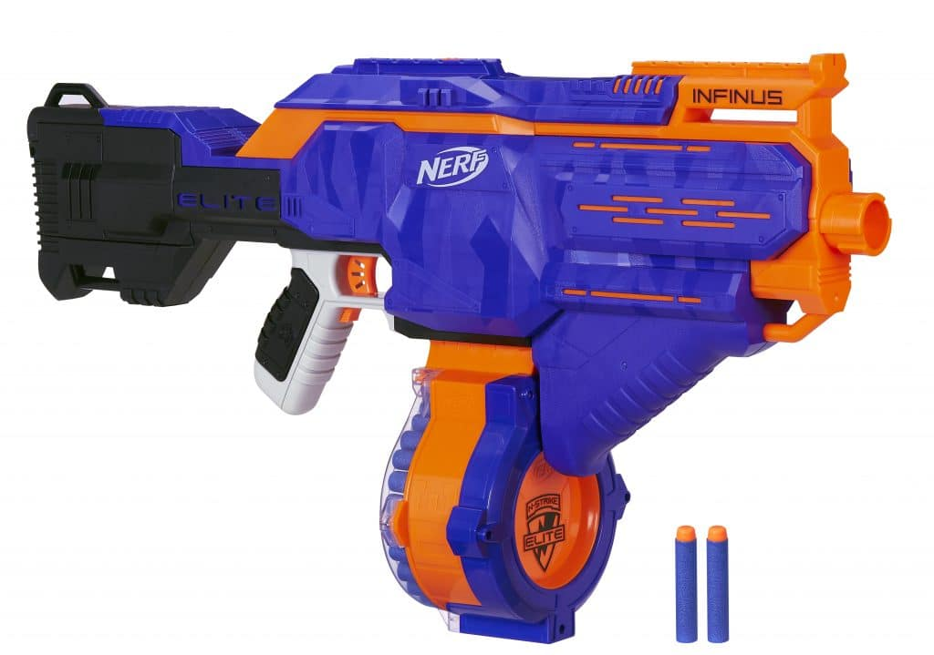 Ifan's favoriet | NERF N-Strike Elite Infinus Blaster