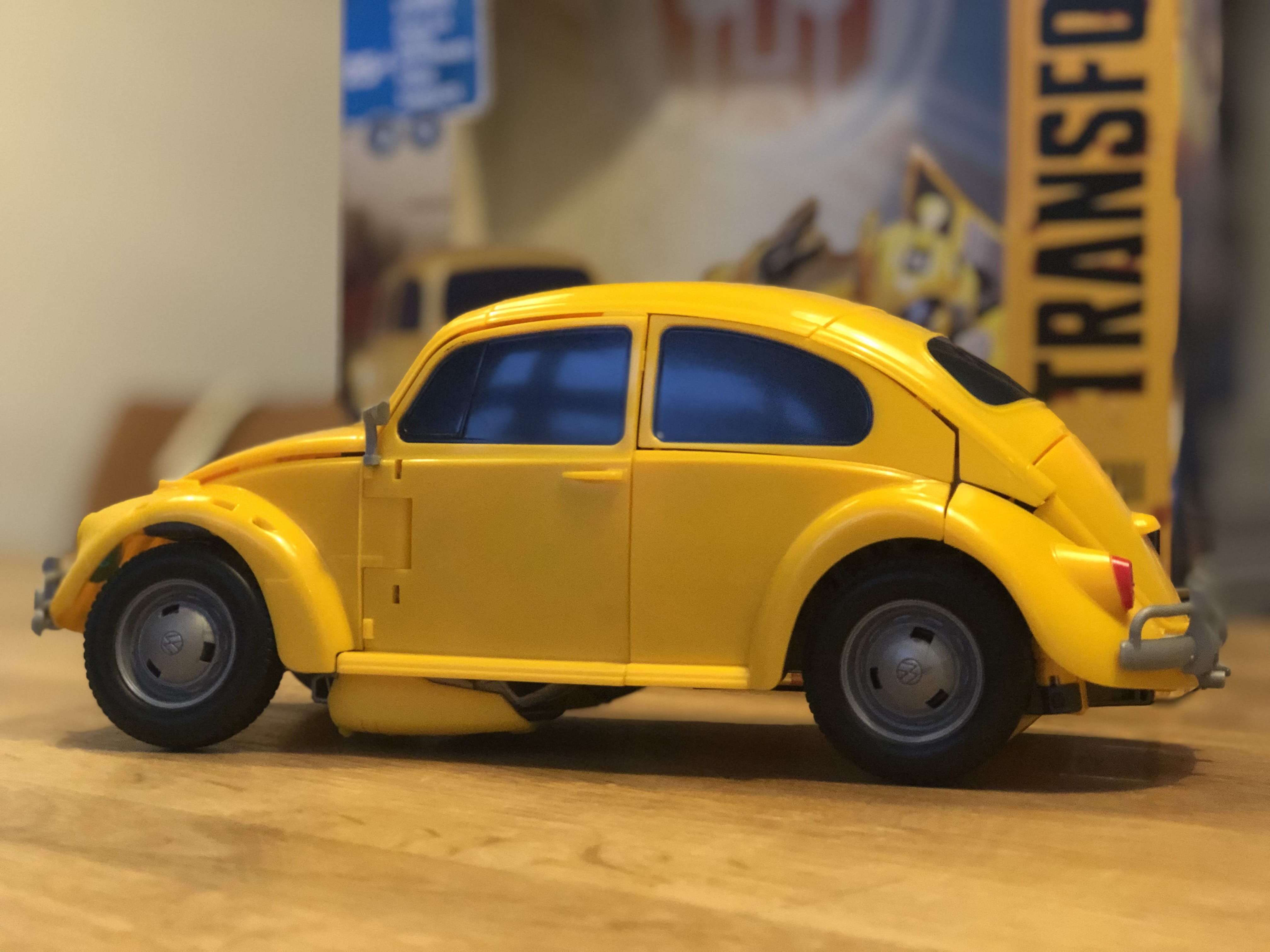 Ifan's favoriet   Transformers Power Charge BumbleBee