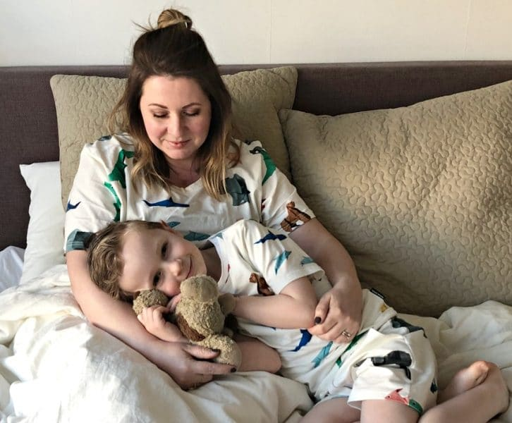 In bed met SNURK & win een kinderpyjama!