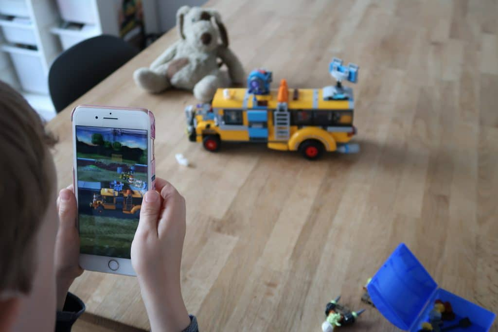 LEGO Hidden Side Augmented Reality