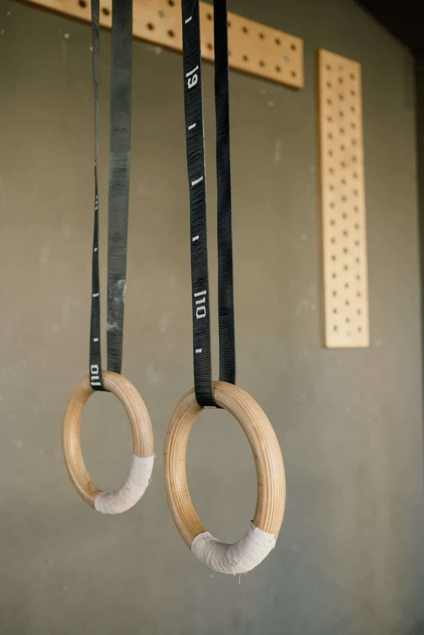 picture of gymnastic rings